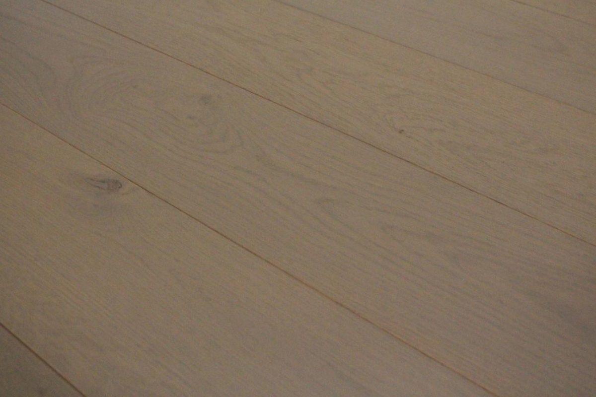 parquet chêne contrecollé gris