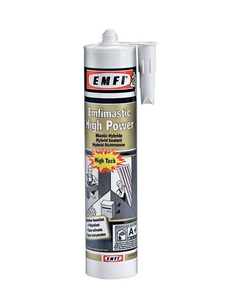Colle pour plinthes et moulure EMFI