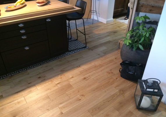 parquet chene massif naturel