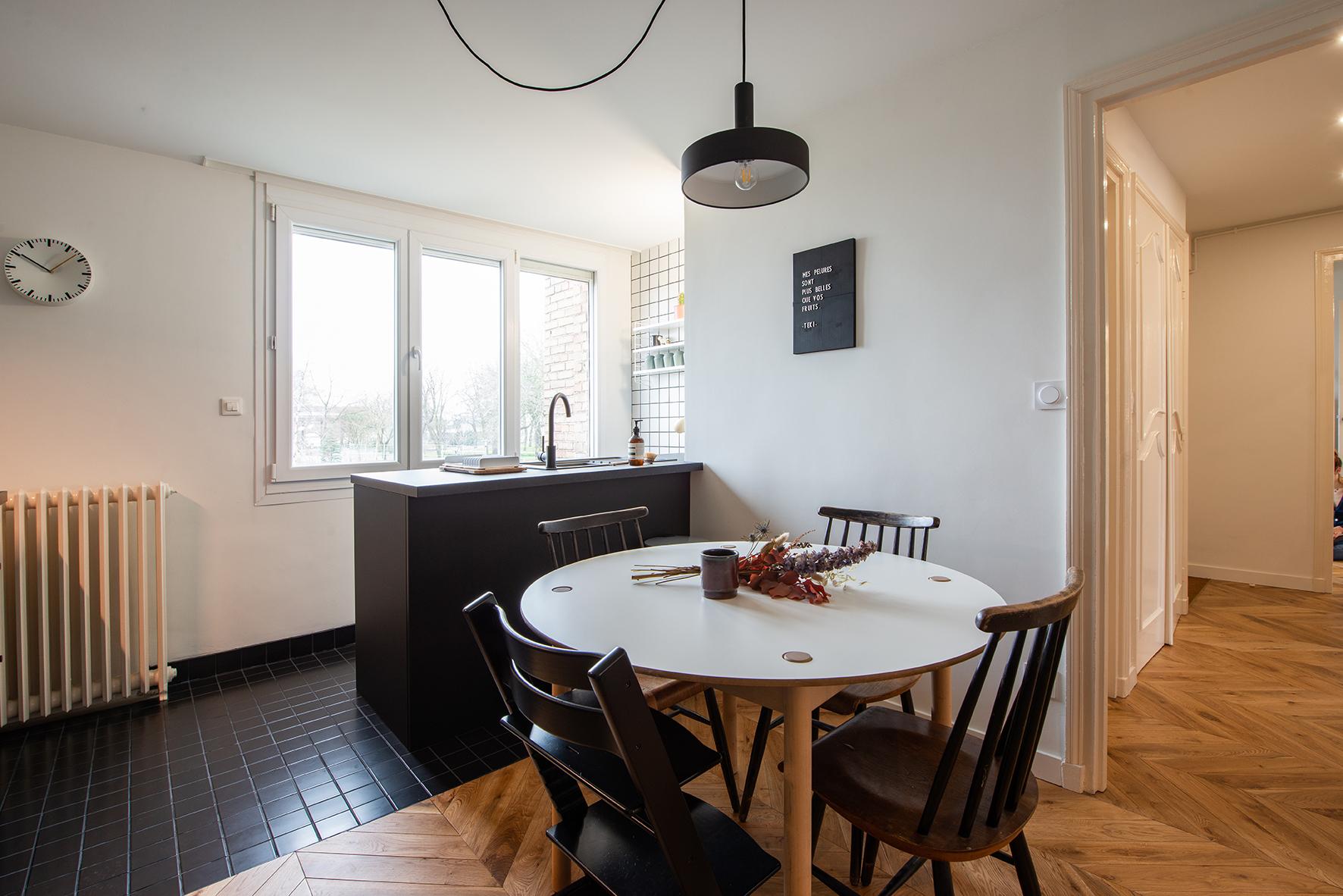 parquet point de hongrie en ch ne massif 18 x 90 mm a. Black Bedroom Furniture Sets. Home Design Ideas