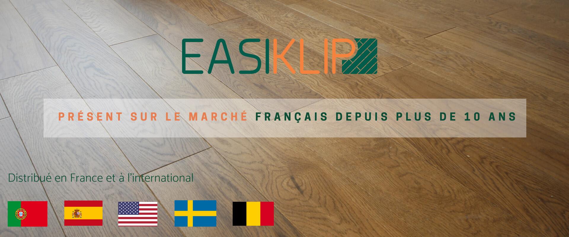 slider EASIKLIP Europe