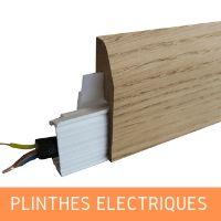 Plinthes electriques bois